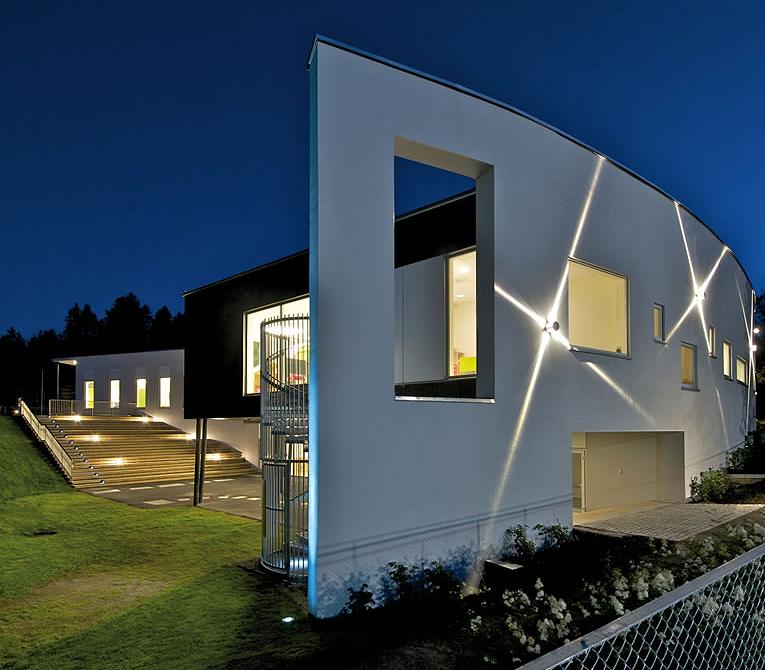 fasade med effekt